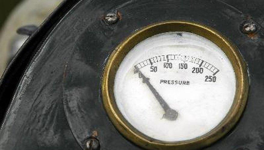 zero pressure concept gauge