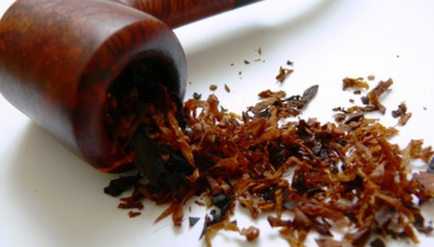 Flavoring pipe tobacco gives it a pleasant aroma and taste.