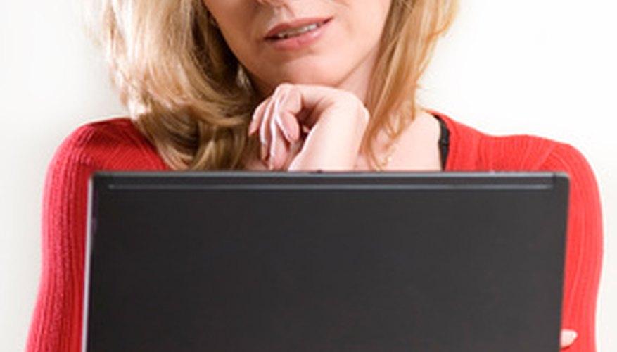 Las mujeres tienen muchas opciones legítimas para trabajar desde casa.