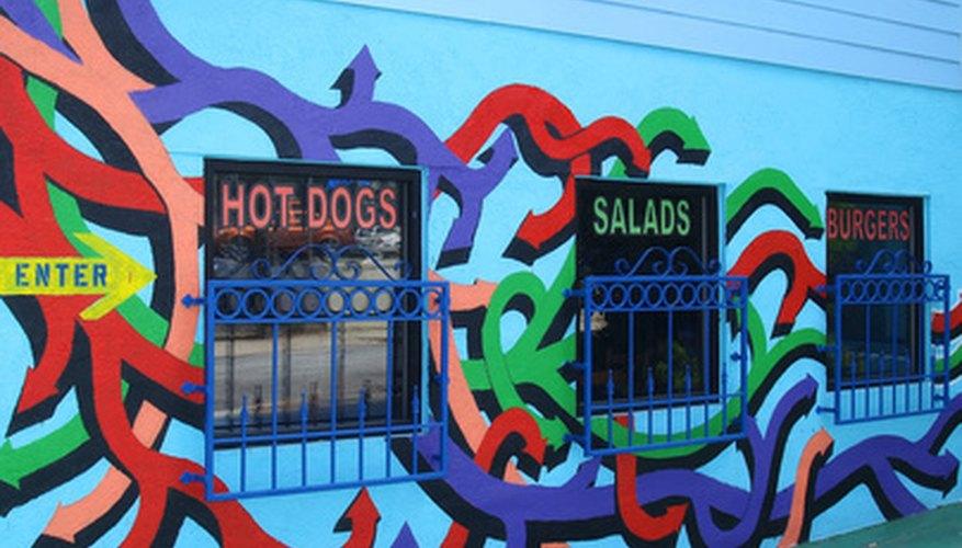 Un tipo de franquicia de restaurantes.