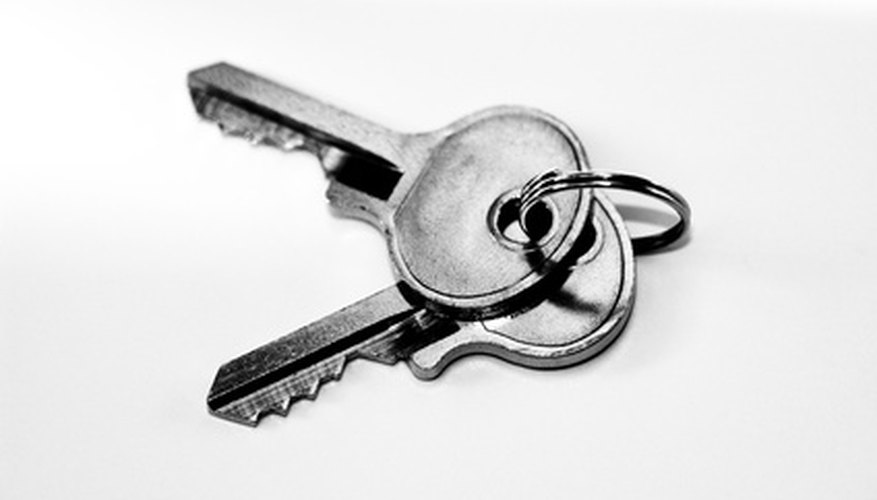 How to Recover a Lost Gun Case Key
