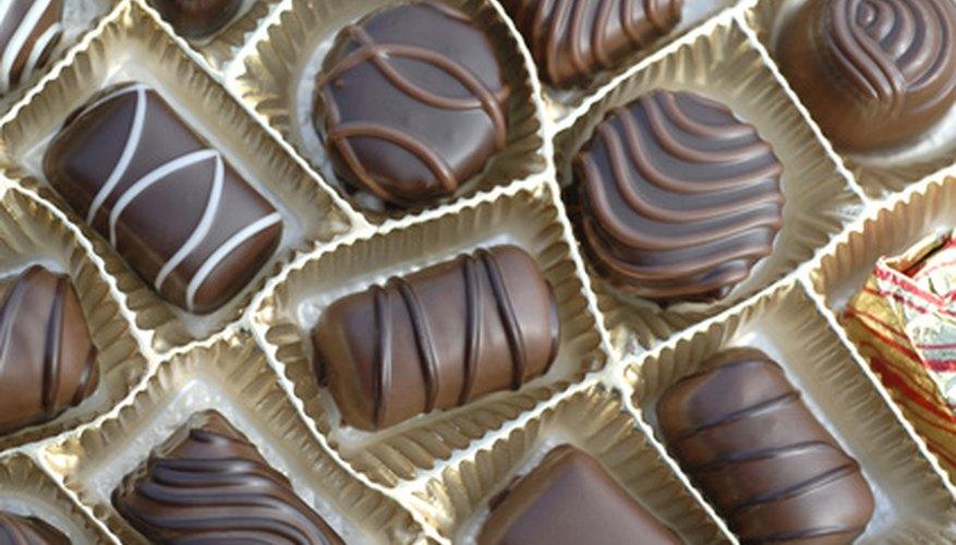 Se puede enviar chocolate por correspondencia si se usa el paquete indicado