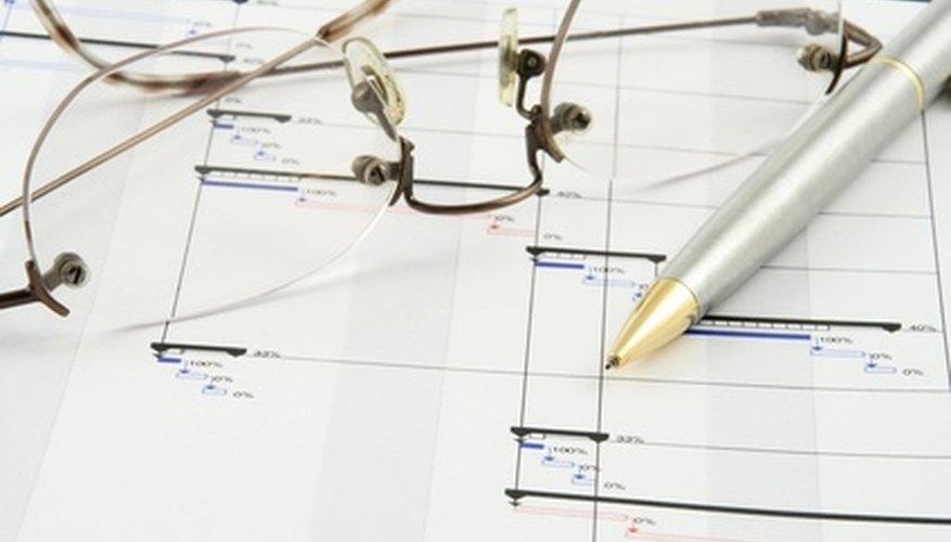 Las hojas de trabajo del proyecto de planificación pueden estar en cualquier formato.