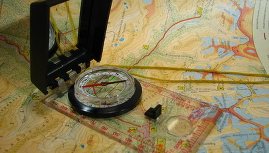 Use a map and an infrared detector to find hidden treasures.