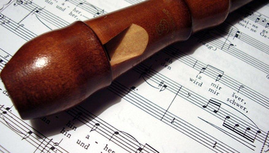 Conoce las flautas.
