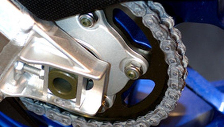 La cadena de distribución suele durar toda la vida del motor de un coche.