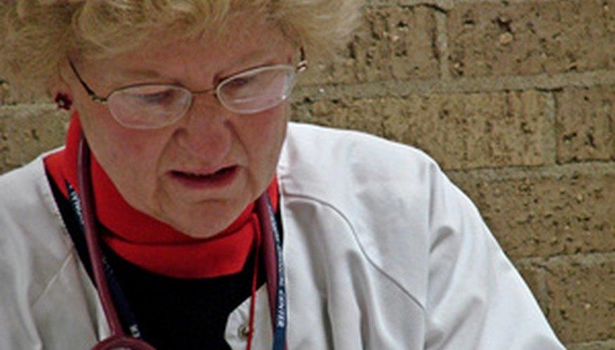 Las enfermeras registradas pueden trabajar en una variedad de ambientes para el cuidado de la salud.