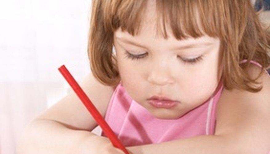 Preschool teachers help children develop social and play skills.