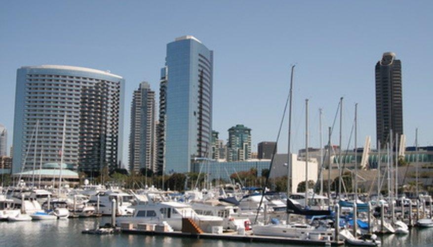 Tijuana está a corta distancia de San Diego, y es fácil llegar allí.
