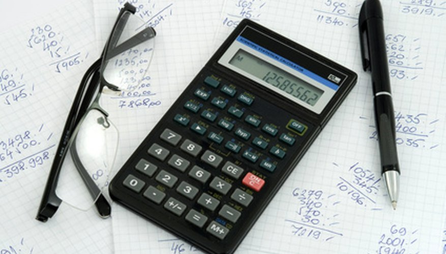 A calculator is a useful tool in determining a diminishing installment rate.