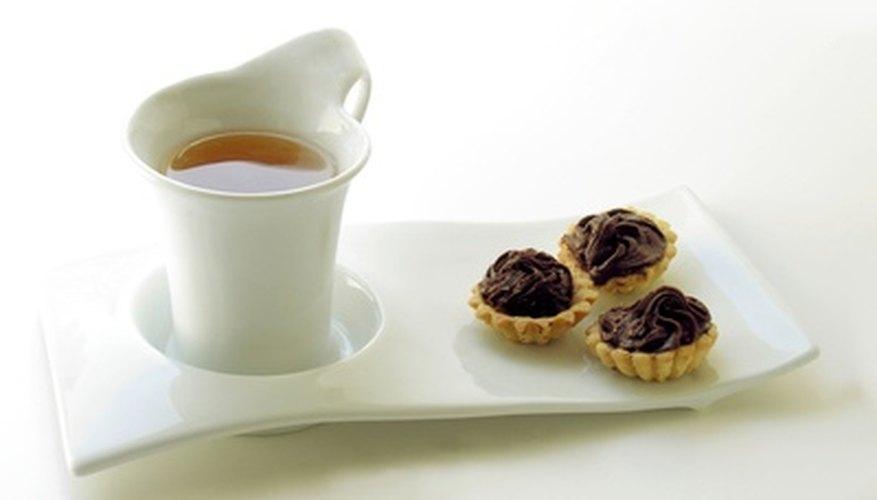El té de la tarde es muy conocido como una tradición social en nuestra sociedad.