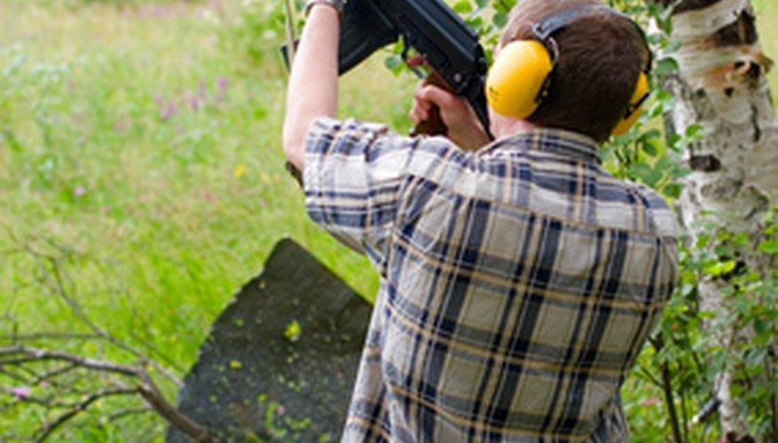 Start a trap and skeet shooting range.
