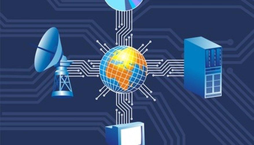 La tecnología de la información llega a todo el mundo.
