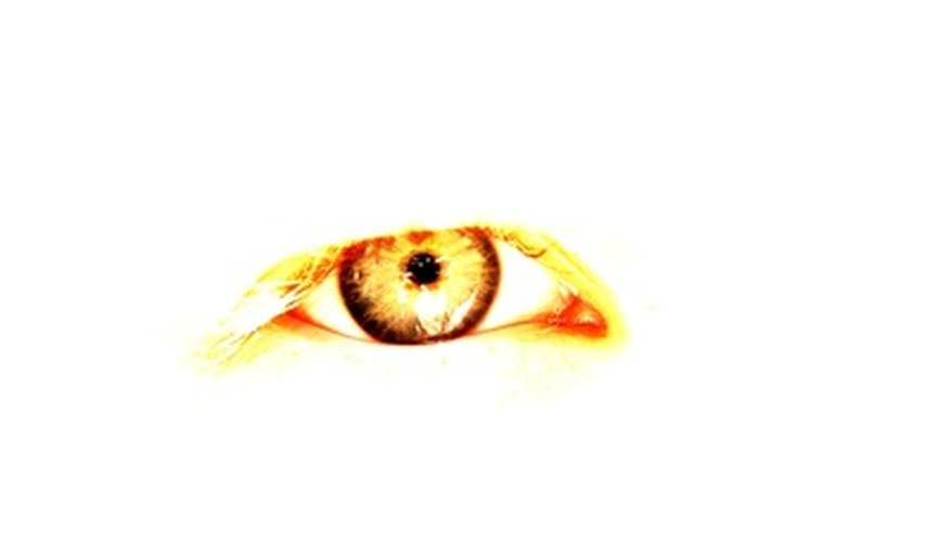 El ojo humano es un órgano muy complejo el cúal capta la luz y nos permite ver.