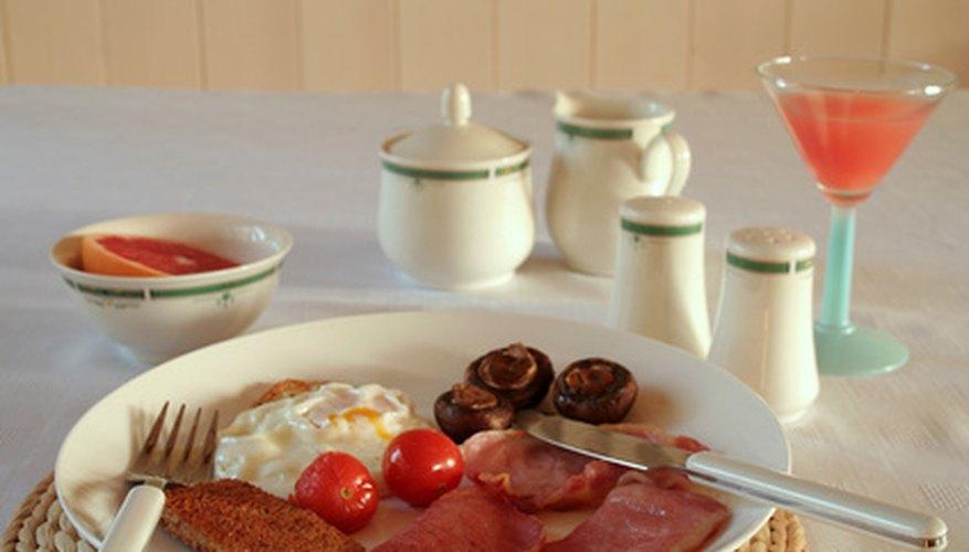 Una descripción apropiada y una presentación atractiva harán de tu desayuno algo mucho más satisfactorio.
