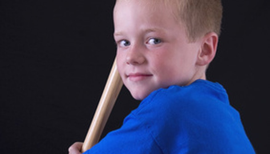 Good upper body strength can improve a child's performance in sports.