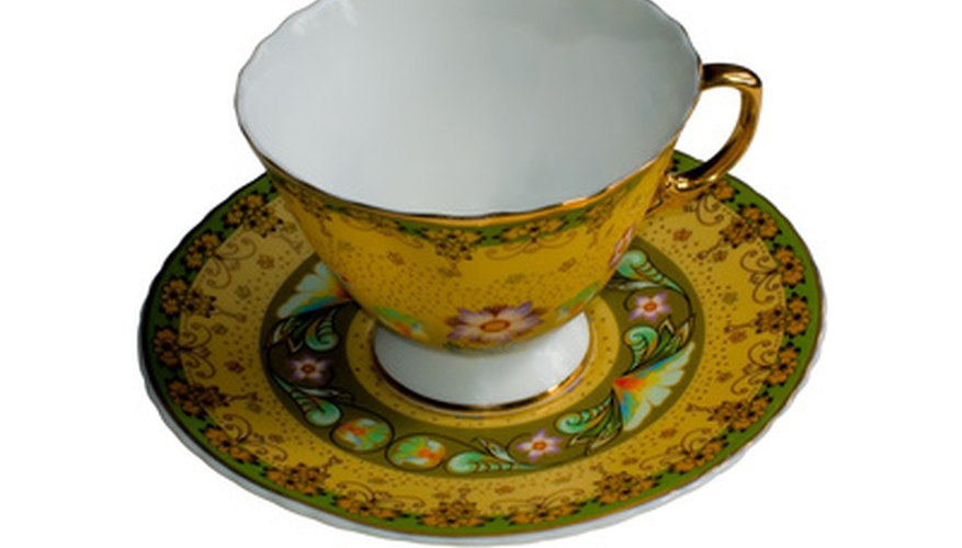 Value of Tea Cups Made in Occupied Japan | Our Pastimes