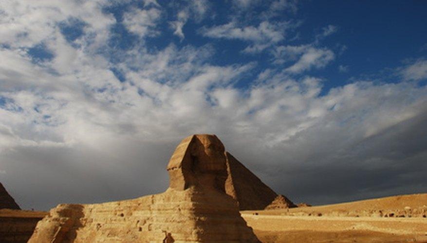 Incluso los niños más pequeños se pueden introducir en las maravillas de Egipto.
