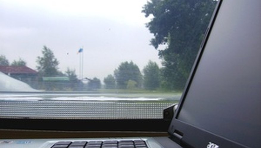 Muchos boletines modernos comienzan en el teclado.