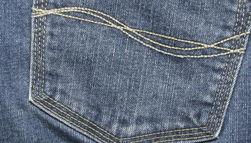 It can sew from light to heavy material, including denim.