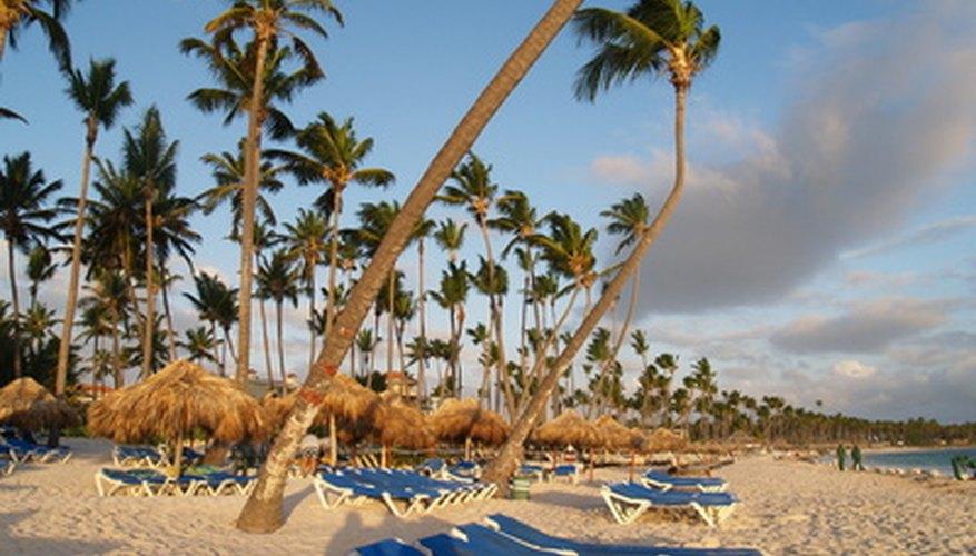 Punta Cana: un paraíso de la isla tropical.