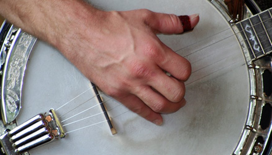 The banjo is a great beginner's instrument.