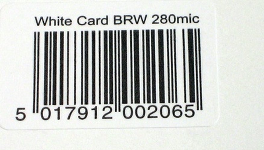 How To Convert Barcode To Digits Bizfluent