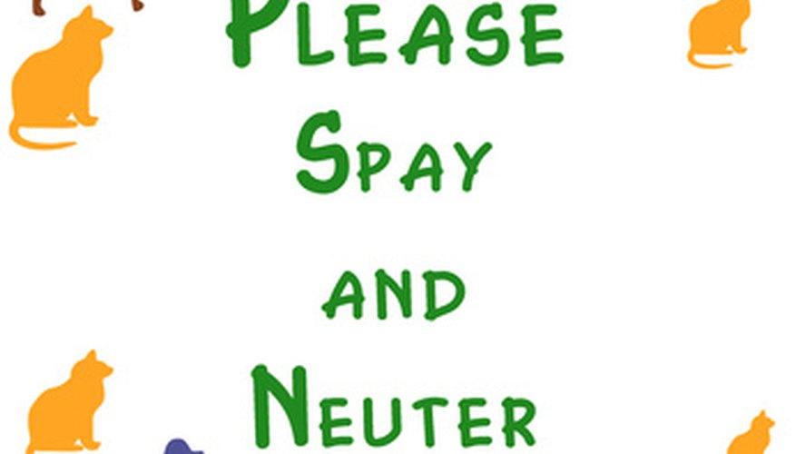 Los carteles son muy útiles para difundir información.