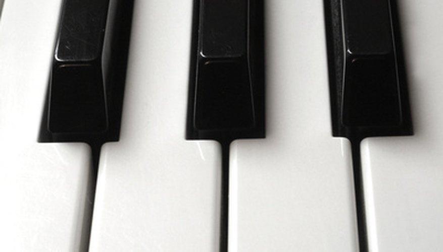 Limpia el punto de contacto electrónico por debajo de la nota muerta y disfruta del sonido de un teclado completo.
