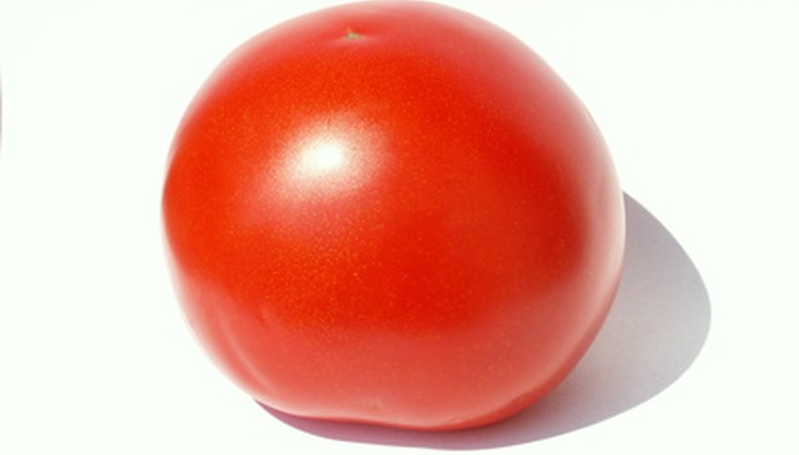 Seedless tomatos can be eaten just like any other tomato variety.