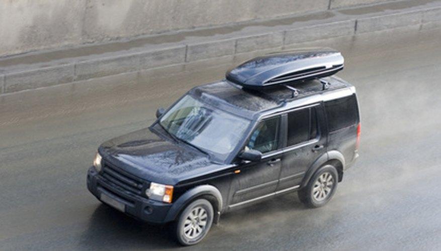 Range Rover es una marca de vehículos utilitarios deportivos que funciona desde 1970.