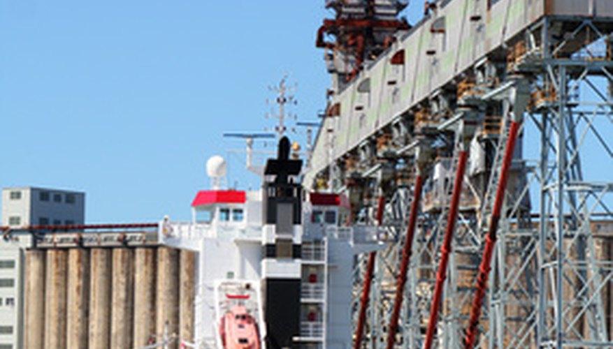 Shipping is the backbone of international trade.