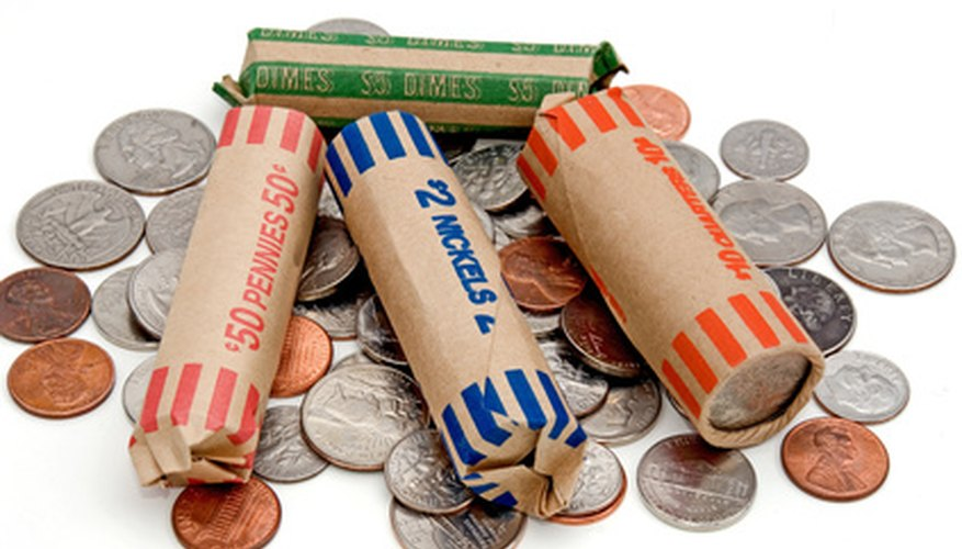 Be prepared to deal with coins in the vending machine industry.