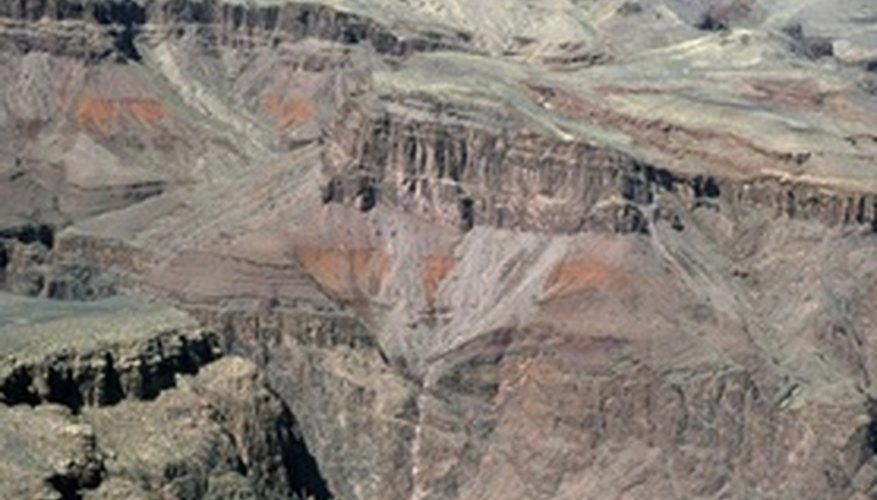 The Grand Canyon is one of the world's largest gorges.