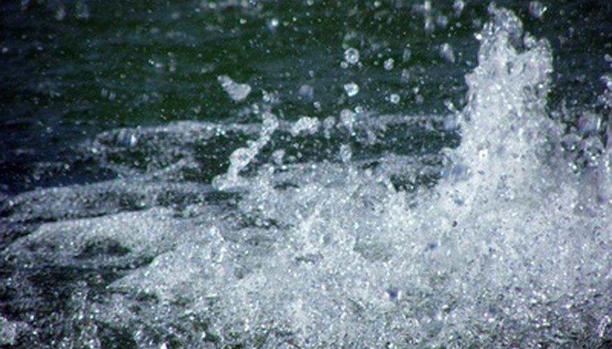 El agua del grifo reduce la vida útil de la batería.