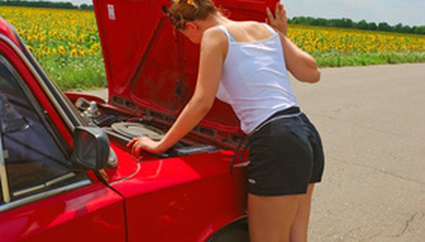 RTV sealants are often useful in car repair.
