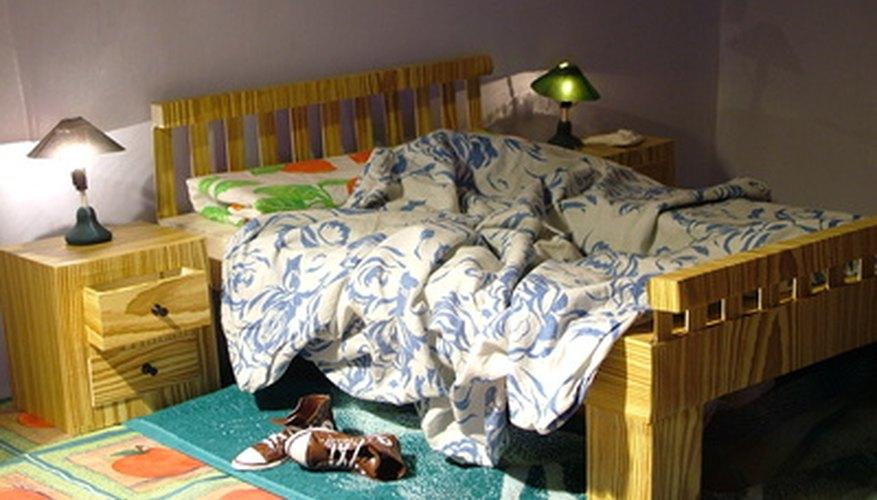 El cuarto desordenado de tu hijo podría convertirse en una cosa del pasado.