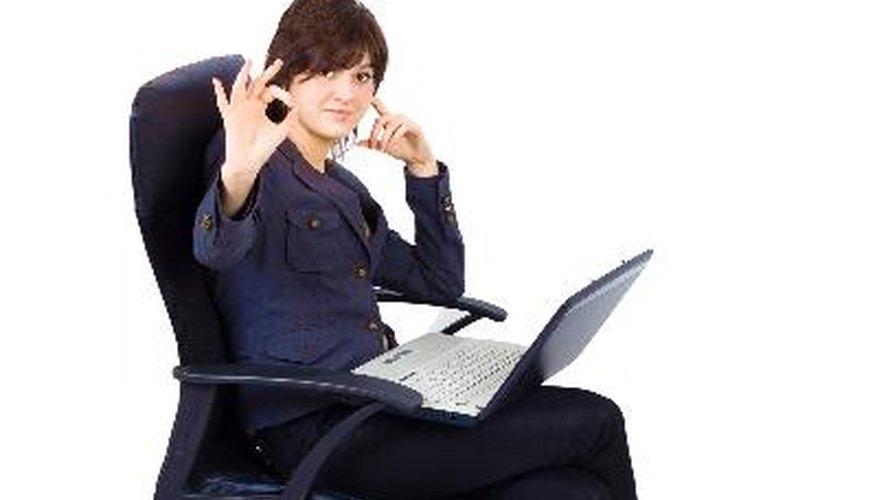 El trabajo de oficinista significa ser multifuncional.