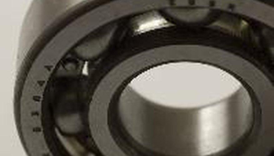 Siempre es importante mantener lubricados los rodamientos de tu elíptica.