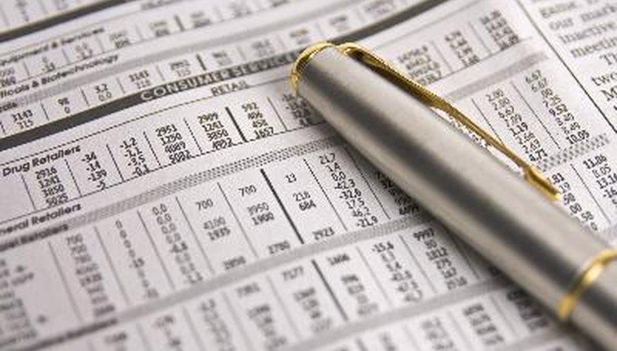Los inversores rastrean las rentabilidades para tomar las decisiones más rentables.