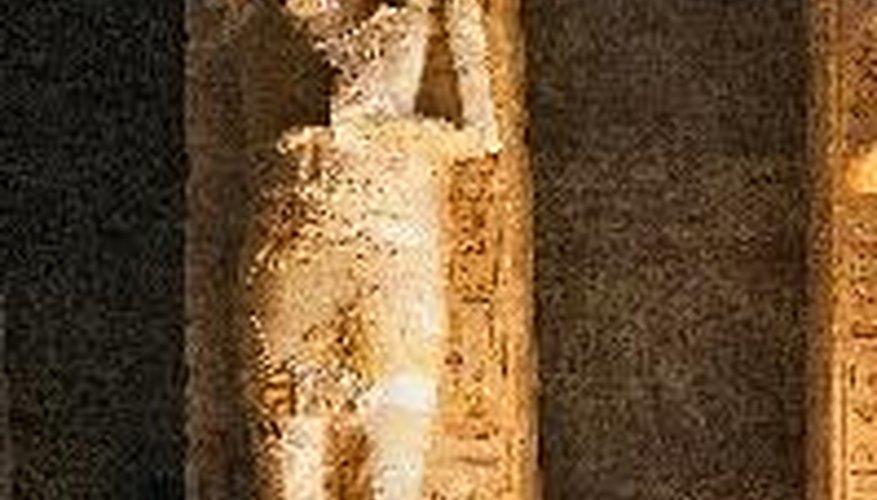 Los egipcios antiguos disfrutaban de distintos juegos y pasatiempos.