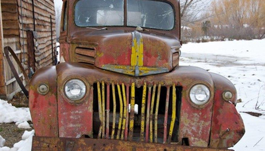 Un diseño original le añadirá valor al camión.