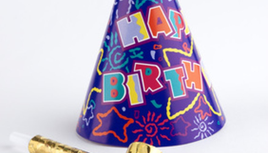 Una temática de Pokemon puede ser una buena idea para una fiesta de cumpleaños.