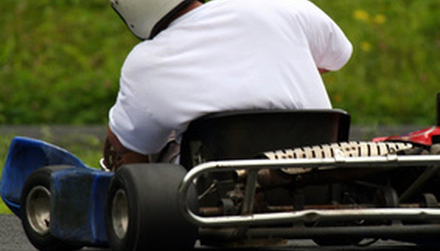 You can make your go cart run much faster with a variety of different tips.