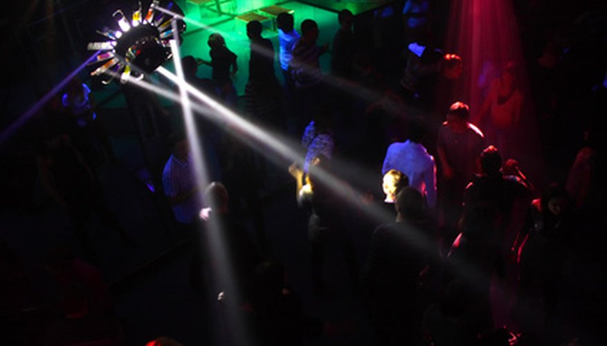 Some New Jersey gay bars host Latin nights.
