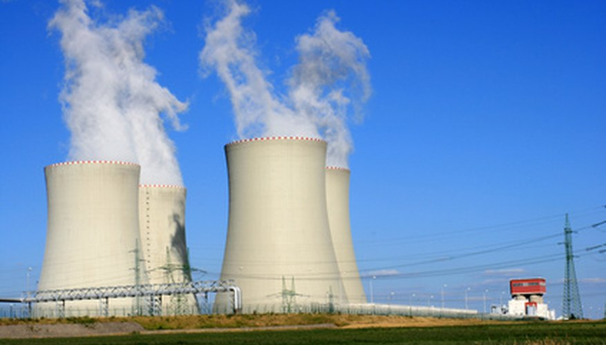 Nuclear and hydropower both produce little carbon.