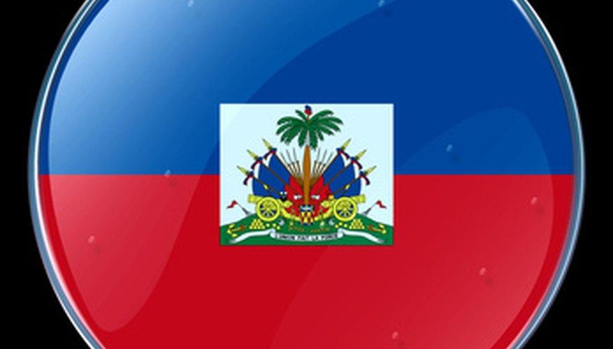 Haití cuenta con obras de arte históricas.