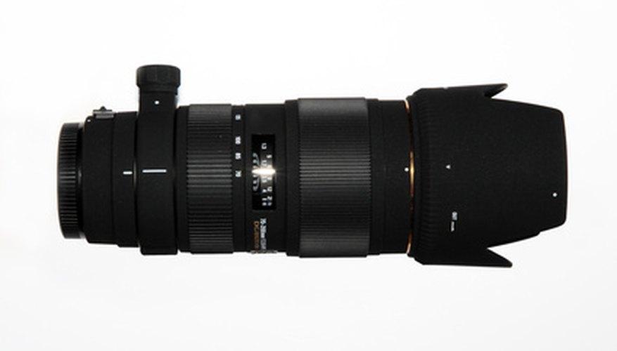 Una lente Canon 55-250 mm es un zoom de telefoto.