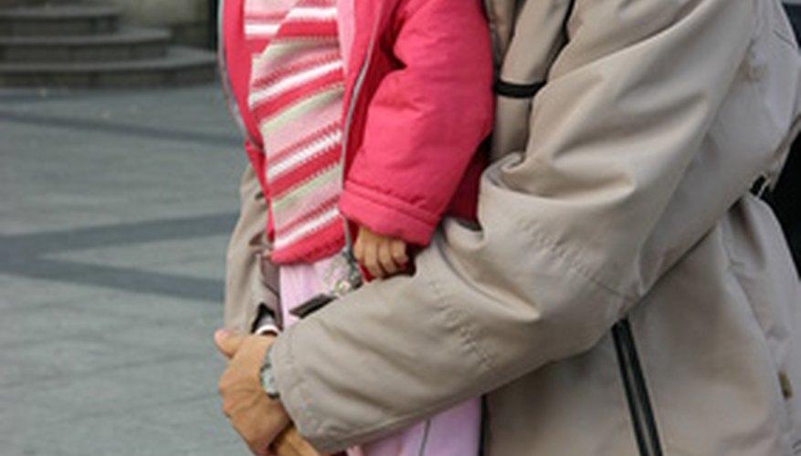 Una familia de un solo padre puede tener ramificaciones duraderas en el padre y en el hijo.