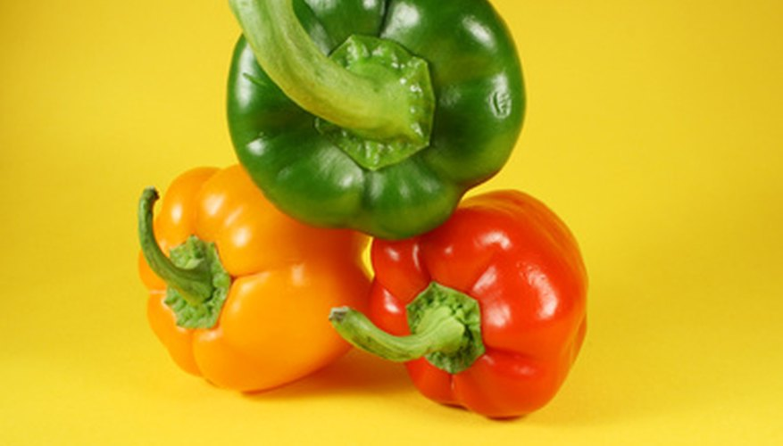 Grow perfect bell peppers with the right techniques.